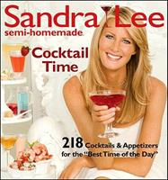 Semi-Homemade: Cocktail Time 0470554878 Book Cover