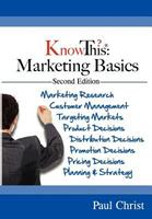 KnowThis: Marketing Basics, 2nd Edition 098207221X Book Cover