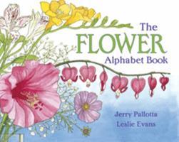 Flower Alphabet Book 088106453X Book Cover