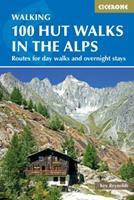 100 Hut Walks in the Alps 1852842970 Book Cover