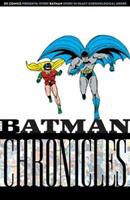 Batman Chronicles: Volume 2 1401207901 Book Cover