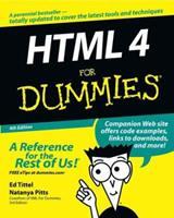 HTML 4 For Dummies (Html 4 for Dummies)