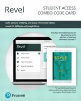 Revel for Style: Lessons in Clarity and Grace -- Combo Access Card 0135259932 Book Cover