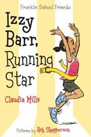 Izzy Barr, Running Star 1250069572 Book Cover