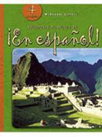 En Espanol: Level 4 (Student Edition) (Spanish and English Edition) 0618250654 Book Cover