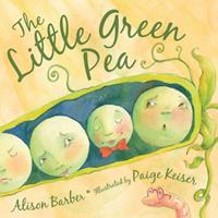 The Little Green Pea (General Reading) 1585364487 Book Cover