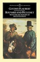 Bouvard and Pécuchet with The Dictionary of Received Ideas 0140443207 Book Cover