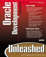 Oracle Development Unleashed 0672315750 Book Cover