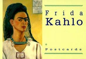 Frida Kahlo Postcard Book (Collectible Postcards) 0811800393 Book Cover
