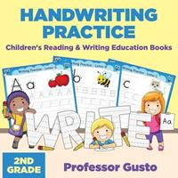 Handwriting Practice 2nd Grade: Children's Reading & Writing Education Books 1683213467 Book Cover