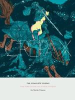 The Complete Crepax: The Time Eater and Other Stories 1606999737 Book Cover