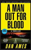 A Man Out For Blood) 1727083571 Book Cover