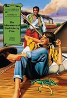 The Adventures of Huckleberry Finn Audiobook (Illustrated Classics) 1562549065 Book Cover