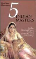 5 Indian Masters 8179922170 Book Cover