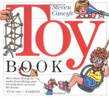 Steven Caney's Toy Book (Reissue) 0911104178 Book Cover