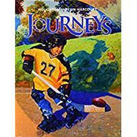 Grade 5 (Journeys) 0547251572 Book Cover