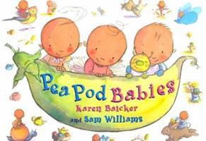 Pea Pod Babies 1593540035 Book Cover