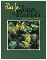 Flies for Bass & Panfish 0936644117 Book Cover
