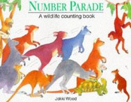 Number Parade 0711209057 Book Cover
