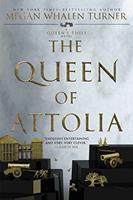 The Queen of Attolia 0060841826 Book Cover