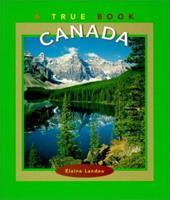 Canada (True Books) 0516270214 Book Cover