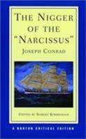The Nigger of the Narcissus: A Tale of the Sea 014018094X Book Cover