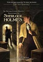Can You Survive: Sir Arthur Conan Doyle's Adventures of Sherlock Holmes: A Choose Your Path Book (Can You Survive?) 0977412245 Book Cover