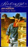 One Tough Texan  (Loveswept, No 700) 0553444344 Book Cover