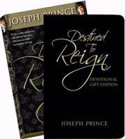 Zur Herrschaft bestimmt - 365 Andachten: Tägliche Betrachtungen für mühelosen Erfolg, Erfüllung und siegreiches Leben 1577949439 Book Cover