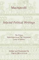 Selected Political Writings 087220247X Book Cover