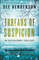 Threads of Suspicion 0764219979 Book Cover