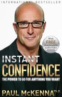 Instant Confidence  (Book and CD) 0593055357 Book Cover
