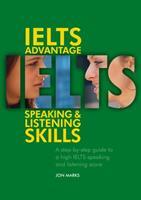 IELTS Advantage Speaking & Listening Skills 1905085648 Book Cover