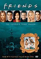 Friends: The Complete Third Season B0000844MI Book Cover