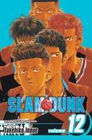 Slam Dunk, Volume 12 1421528673 Book Cover