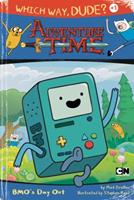 Which Way, Dude?: BMO's Day Out #1 0843173270 Book Cover
