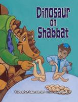 Dinosaur on Shabbat 158013159X Book Cover
