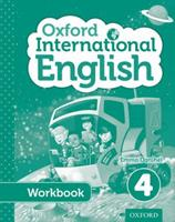 Oxford International Primary English Student Workbook 4 0198390351 Book Cover