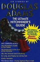 The Hitchhiker's Guide To The Galaxy 0517564254 Book Cover