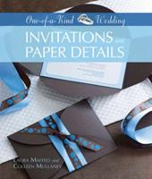 Invitations and Paper Details 158923393X Book Cover