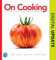 MyLab Culinary and Pearson Kitchen Manager with Pearson eText -- Access Card -- for On Cooking 0134872770 Book Cover
