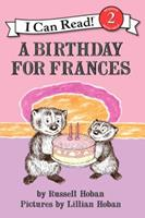 A Birthday for Frances 0060223391 Book Cover