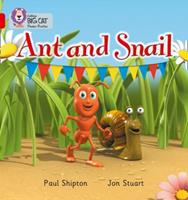 Ant and Snail: Red A/Band 2A 0007235844 Book Cover
