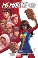 Ms. Marvel, Vol. 8: Mecca 1302906089 Book Cover