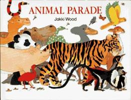 Animal Parade 0590482181 Book Cover