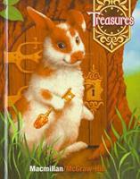 Treasures, A Reading/Language Arts Program, Grade 1, Book 2 Student Edition 0021988056 Book Cover