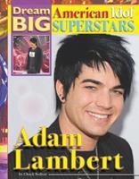 Adam Lambert 1422216330 Book Cover