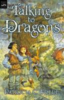 Talking to Dragons 0590484753 Book Cover