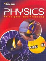 Glencoe Physics: Principles and Problems, Student Edition (Glencoe Science) 0078807212 Book Cover