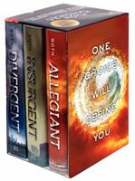 Divergent Series Complete Box Set 0062278789 Book Cover